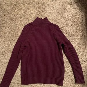 Lululemon Sweater Burgundy